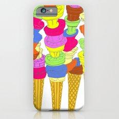 Icecreams iPhone 6s Slim Case
