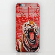 Intense Ferocity iPhone & iPod Skin