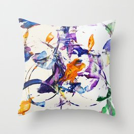 Jacob's Masterpiece Throw Pillow