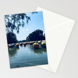 Art in the Water Stationery Cards