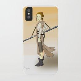 Rey x Miyazaki iPhone Case