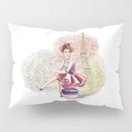 Sweet Paris Pillow Sham