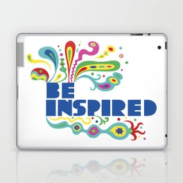 Be Inspired Laptop & iPad Skin