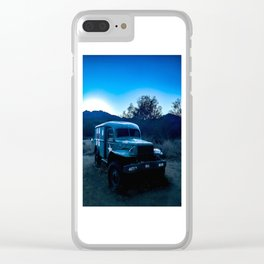 Medic Clear iPhone Case
