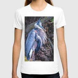 Dapper Heron T-shirt