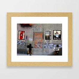 I Have a Dream Framed Art Print