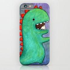 dino girl iPhone 6s Slim Case
