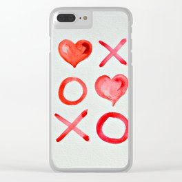 XO Clear iPhone Case