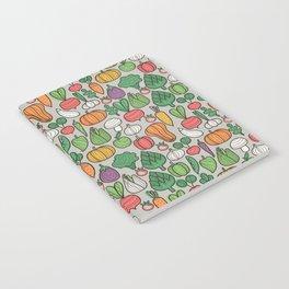 Farm veggies Notebook