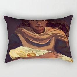 Necromancy Rectangular Pillow