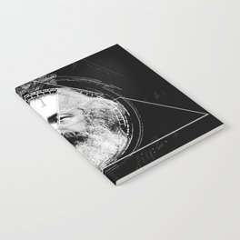 The Time of Marx Dark Notebook