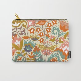 Forest flowers Carry-All Pouch
