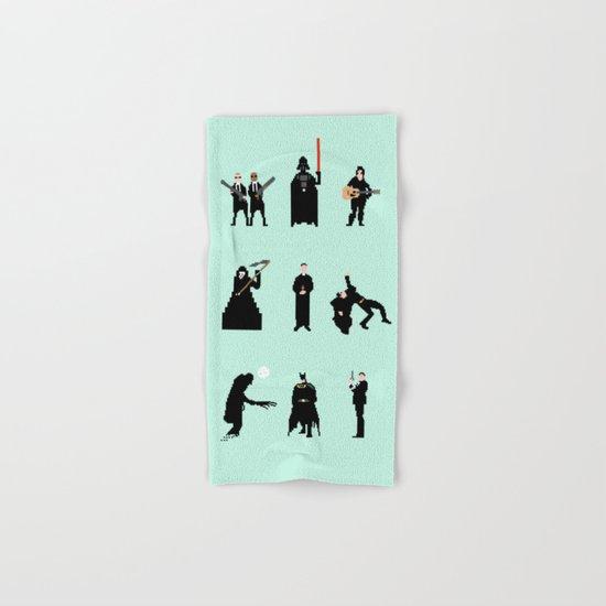 Men in Black Hand & Bath Towel