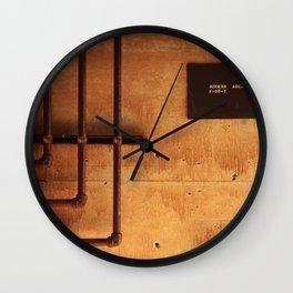 Access Area Wall Clock
