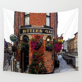 Bittles Bar Wall Tapestry