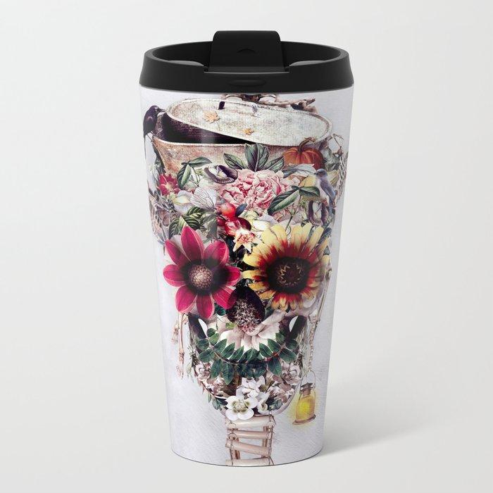 Scarecrow Metal Travel Mug