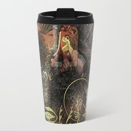 Cover You with His Feathers Travel Mug
