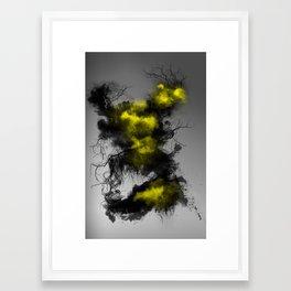 Abstract Industry Framed Art Print