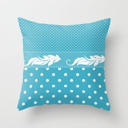 Lots of Dots Throw Pillow
