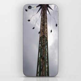 SkyScreamer iPhone Skin