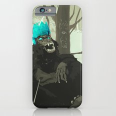 Uneasy Lies the Head That Wears the Holographic Crown iPhone 6s Slim Case