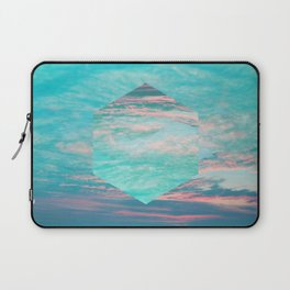 An underwater sunset Laptop Sleeve