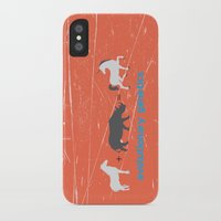 evolution iPhone & iPod Cases featuring Evolution by Tony Vazquez