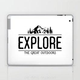 Explore the Great Outdoors Laptop & iPad Skin