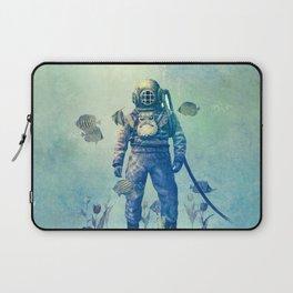 Deep Sea Garden  Laptop Sleeve