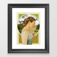 Sybil Framed Art Print