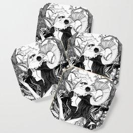 Nature goddess original Coaster