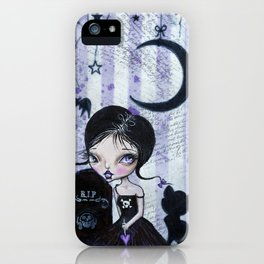 Spooky Tales iPhone Case