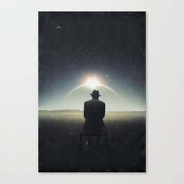Distance ... Canvas Print