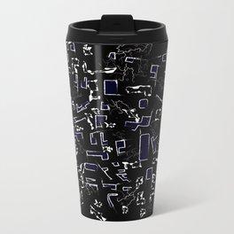 Perfect abstraction Travel Mug