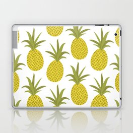 It's raining pineapples Laptop & iPad Skin