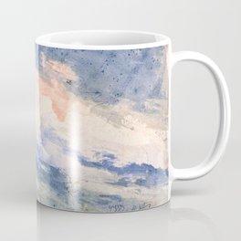 Study of a Hill Top and Sky - Digital Remastered Edition Coffee Mug