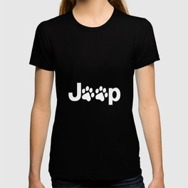 Jeeps Paw T Shirt Dog And Cat Lover For Girl Women Men Animal T-shirt