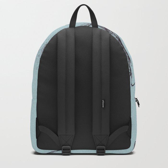 Writer's desk Backpack