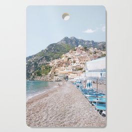 Amalfi Coast Beach Cutting Board