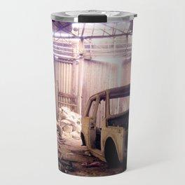 Tbilisi Garage Travel Mug