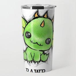 Baby Dragon Kawaii Travel Mug