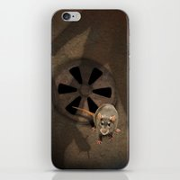 fear iPhone & iPod Skins featuring fear by ErsanYagiz