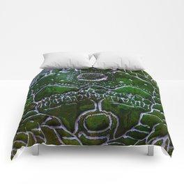 Monoprint Comforters