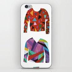 Sweater Poster iPhone & iPod Skin