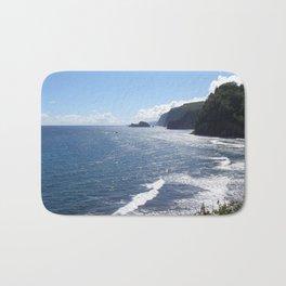 Where Valley Meets Ocean Bath Mat