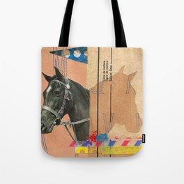 """Strides"" Tote Bag"