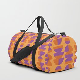 Circles Marks Duffle Bag