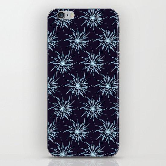 Christmas Snowflakes iPhone & iPod Skin