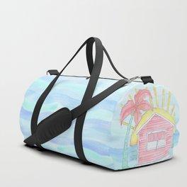 Beach Shack Vibes Duffle Bag