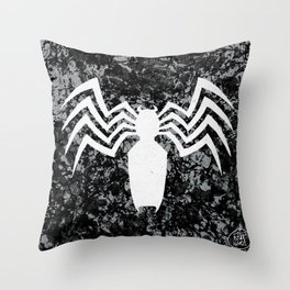 VNOM Throw Pillow